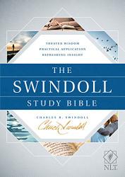 Swindoll Study Bible NLT