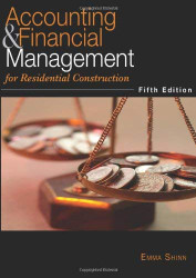 Accounting And Financial Management For Residential Construction