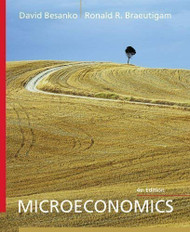 By David Besanko Ronald Braeutigam Microeconomics Fourth 4Th Edition