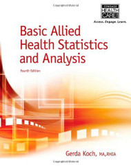 Basic Allied Health Statistics And Analysis