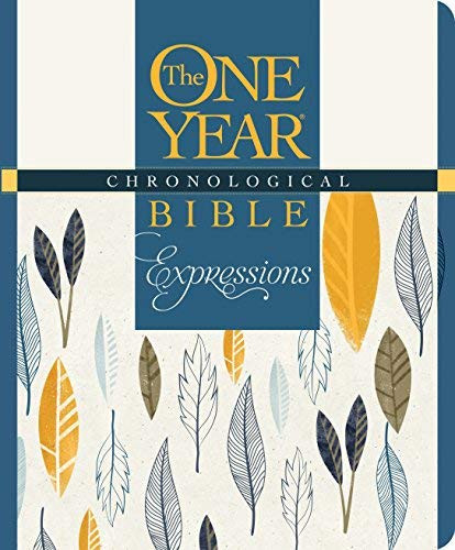 One Year Chronological Bible Expressions Deluxe