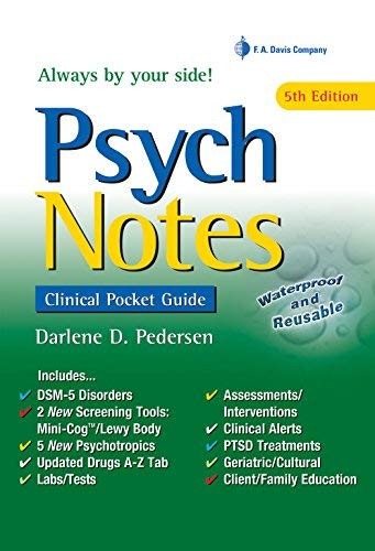 Psychnotes Clinical Pocket Guide