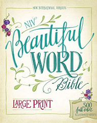 NIV Beautiful Word Bible Large Print
