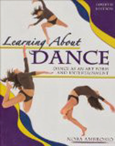 Learning About Dance