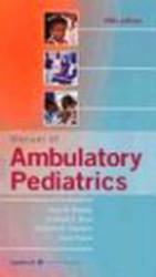 Manual Of Ambulatory Pediatrics