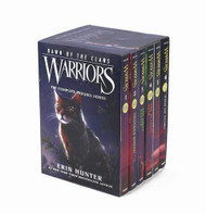 Warriors Dawn of the Clans Box Set Volumes 1 to 6