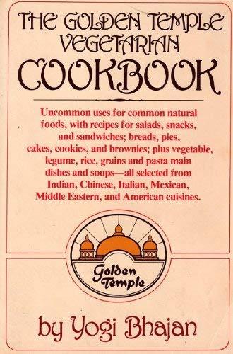 Golden Temple Vegetarian Cookbook