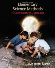 Elementary Science Methods