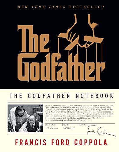 Godfather Notebook