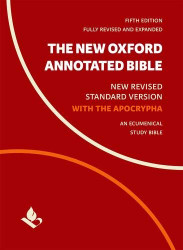 New Oxford Annotated Bible With Apocrypha