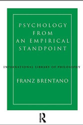 Psychology From An Empirical Standpoint