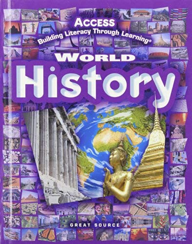 Access World History Grades 5-12