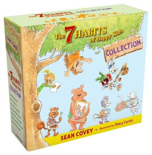 7 Habits Of Happy Kids Collection