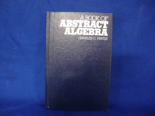 Book Of Abstract Algebra