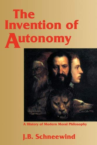 Invention Of Autonomy