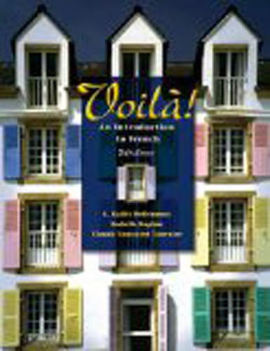 Voila! An Introduction To French