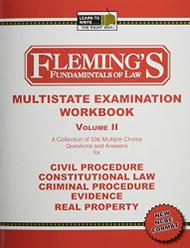 Multistate Examination Workbook volume 2
