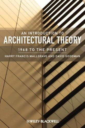 Introduction To Architectural Theory