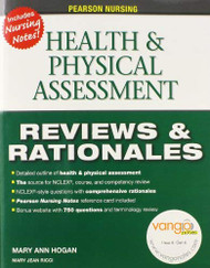 Pearson Nursing Reviews And Rationales