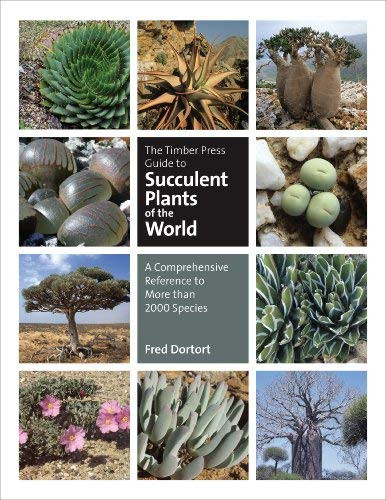 Timber Press Guide to Succulent Plants of the World