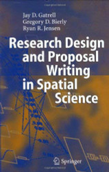 Research Design And Proposal Writing In Spatial Science