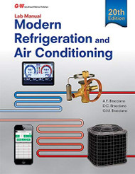 Modern Refrigeration And Air Conditioning Laboratory Manual