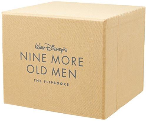 Walt Disney Animation Studios The Archive Series Walt Disney's Nine More Old
