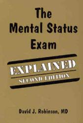 Mental Status Exam Explained