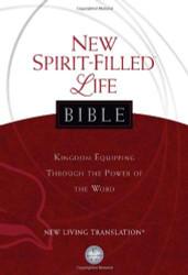 New Spirit-Filled Life Bible New Living Translation