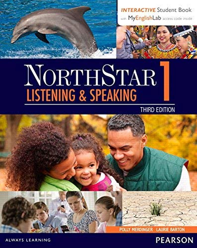 NorthStar Listening Speaking 1 SB with Interactive SB and MyEnglishLab