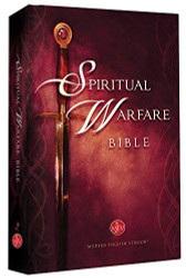 MEV Bible Spiritual Warfare