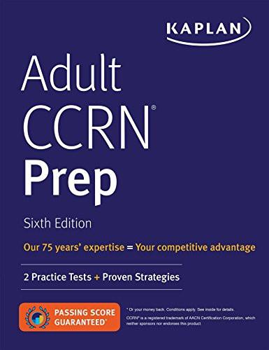 Adult CCRN Prep