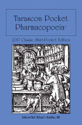 Tarascon Pocket Pharmacopoeia Classis Shirt-Pocket