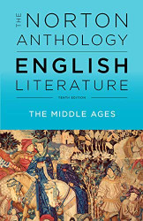 Norton Anthology Of English Literature Volume A The Middle Ages