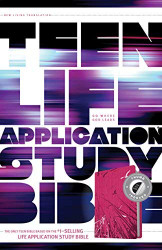 Teen Life Application Study Bible NLT Index