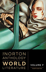 Norton Anthology Of World Literature Volume F