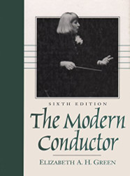 The Modern Conductor by Elizabeth A Green