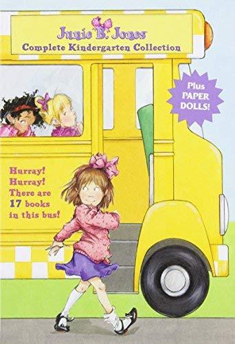 Junie B Jones Complete Kindergarten Collection