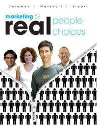 Marketing Real People Real Choices