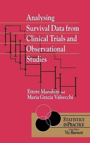 Analysing Survival Data From Clinical Trials And Observational Studies