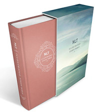 Illustrated Study Bible NLT Deluxe Deluxe Linen Edition