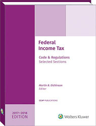 Federal Income Tax Code and Regulations Selected Sections