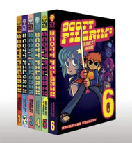 Scott Pilgrim Bundle Volumes 1-6