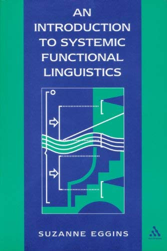 Introduction To Systemic Functional Linguistics