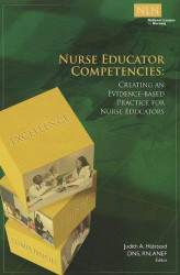 Nurse Educator Competencies