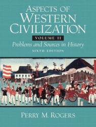 Aspects Of Western Civilization Volume 2