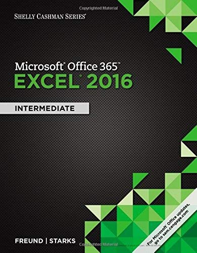 Shelly Cashman Microsoft Office 365 and Excel 2016