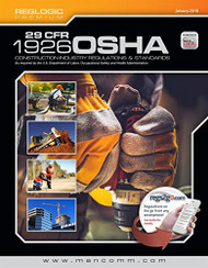 29 Cfr 1926 Osha Construction Industry Regulations & Standards