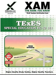 Texes Special Education Ec-12 161