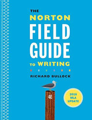 Norton Field Guide to Writing with 2016 MLA Update